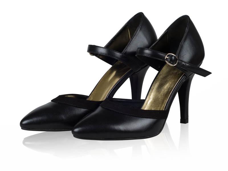Pantofi dama- PS22N Black Class