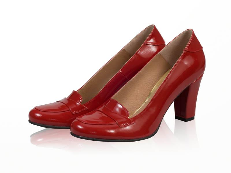 Pantofi dama Rosu