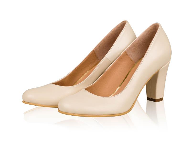 Pantofi mireasa Clasic Bride