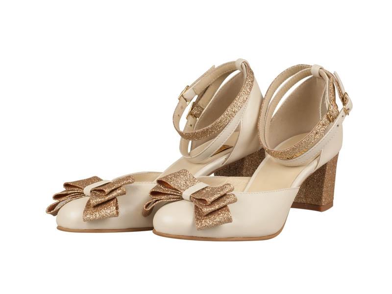 Pantofi mireasa Cory