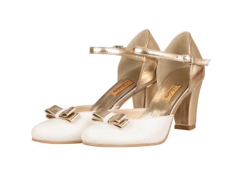 Pantofi mireasa Goldal