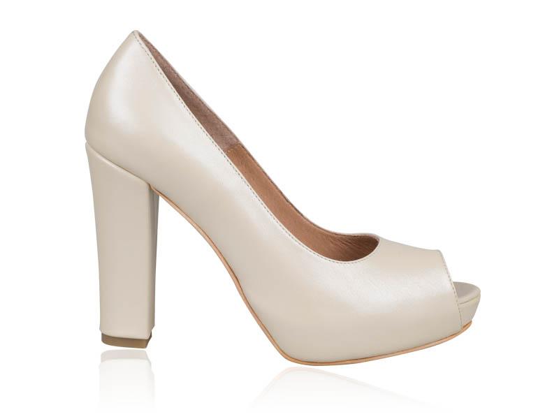 Pantofi mireasa Ivory Gwen