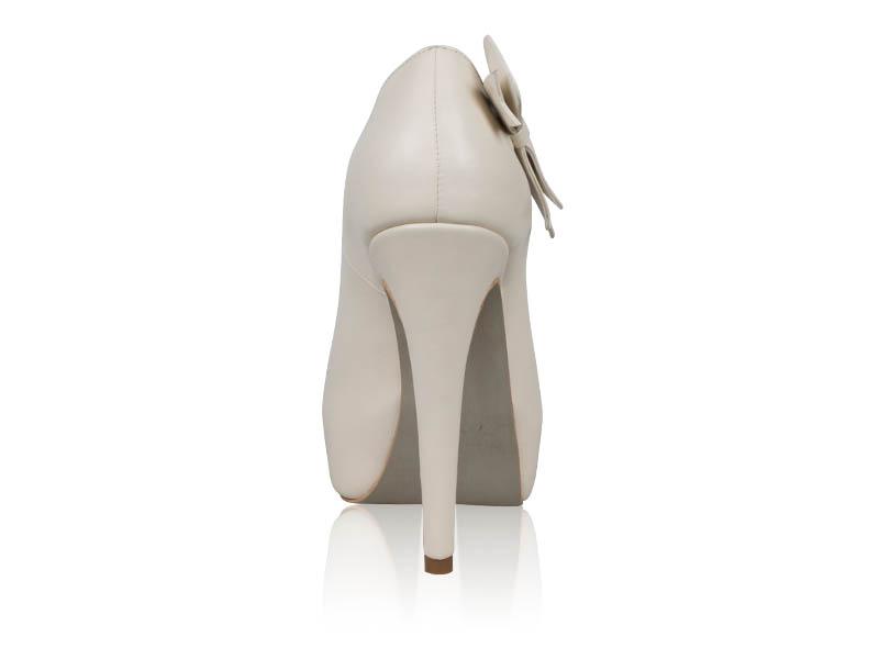 Pantofi mireasa Ivory Remi