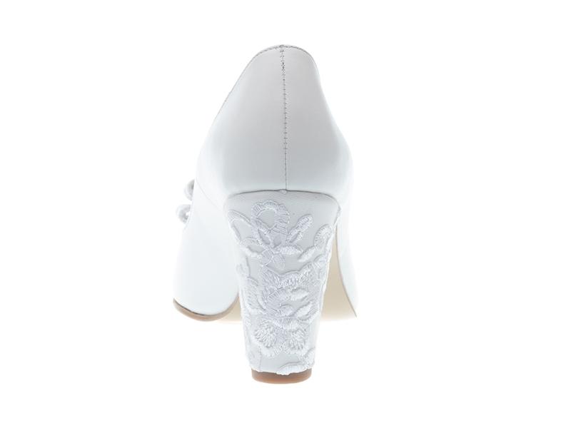 Pantofi mireasa Janice