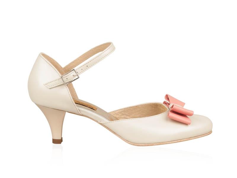 Pantofi mireasa Petal