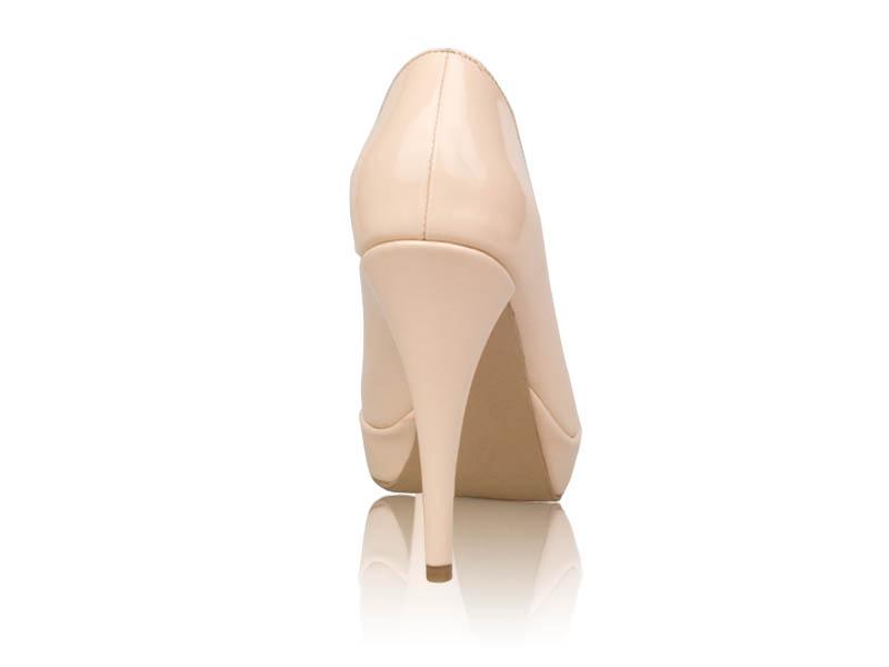 Pantofi mireasa Simple