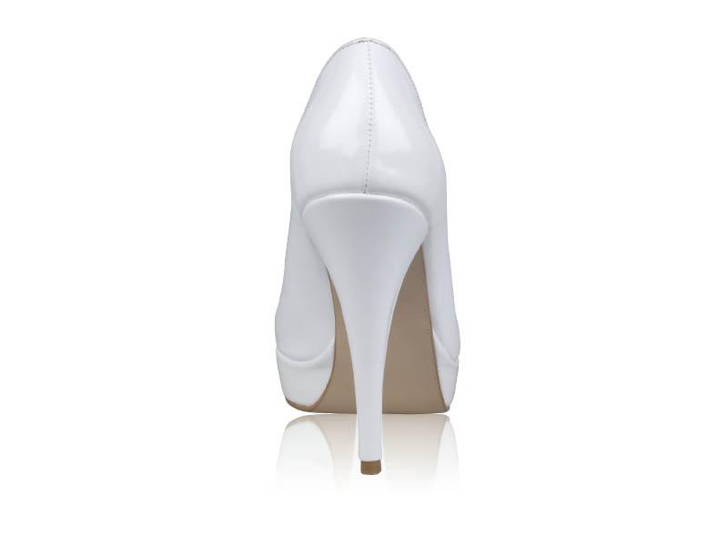 Pantofi mireasa White Pearl