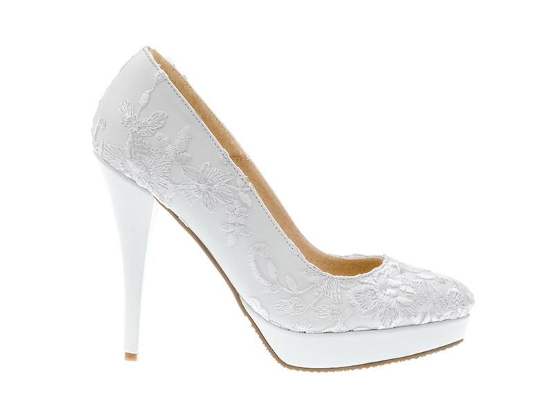 Pantofi mireasa Zina
