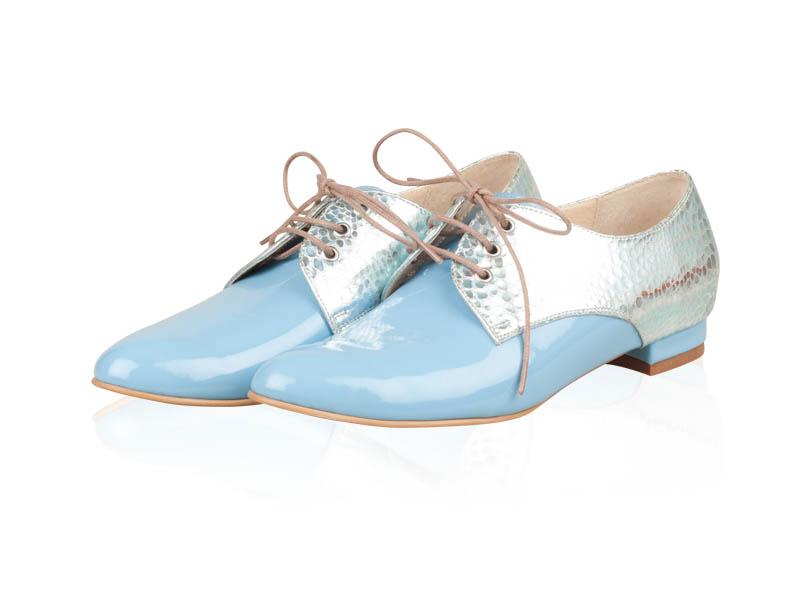 Pantofi oxford- P7N Faith
