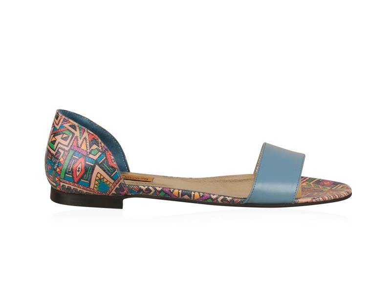 Sandale dama Bludol