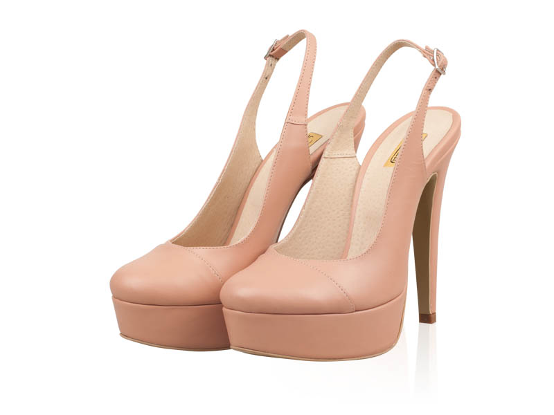 Sandale dama - Blush