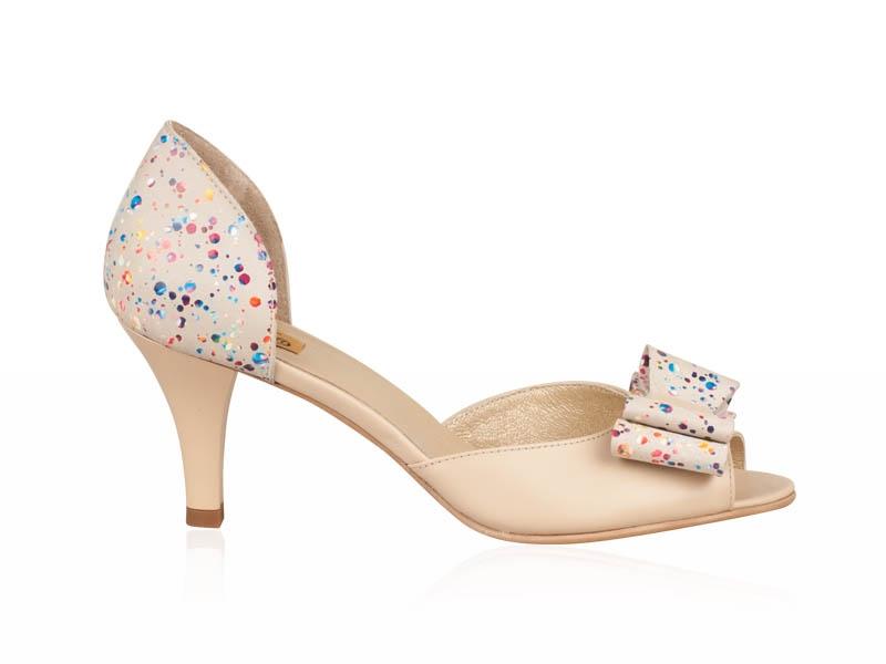 Sandale dama Delice Cream