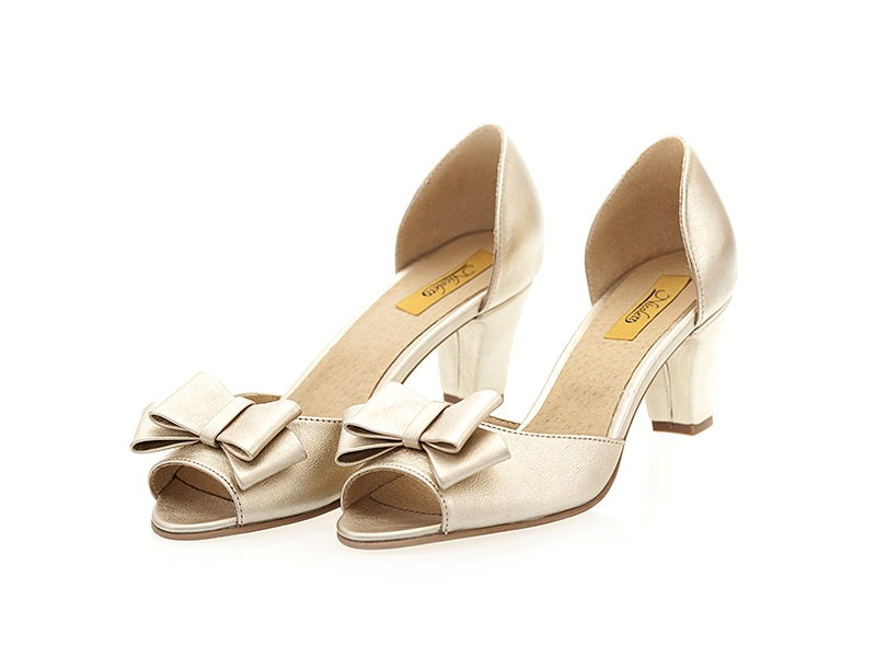 Sandale dama Joly Gold