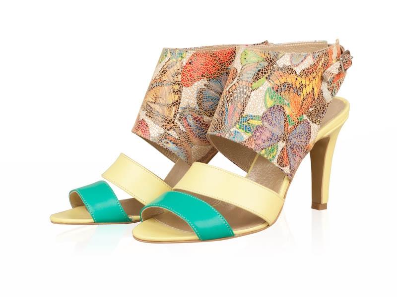 Sandale dama-S173N Les Formidables