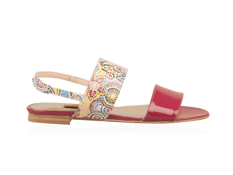 Sandale dama-S195N Ruby