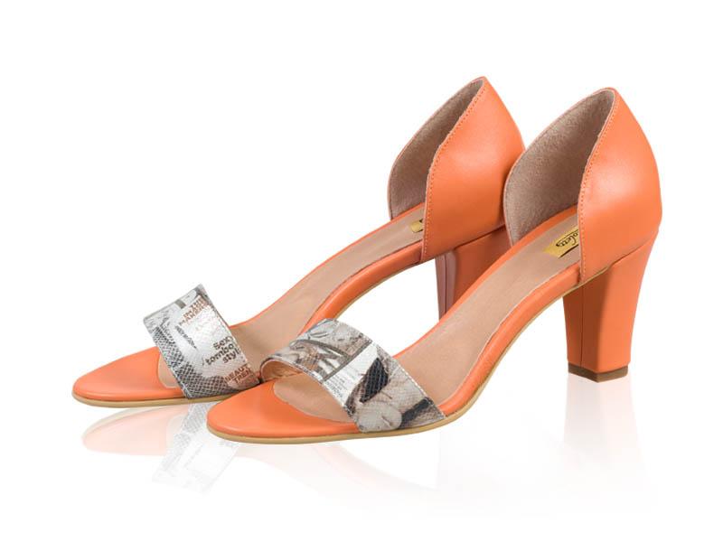 Sandale dama -S30N Orange