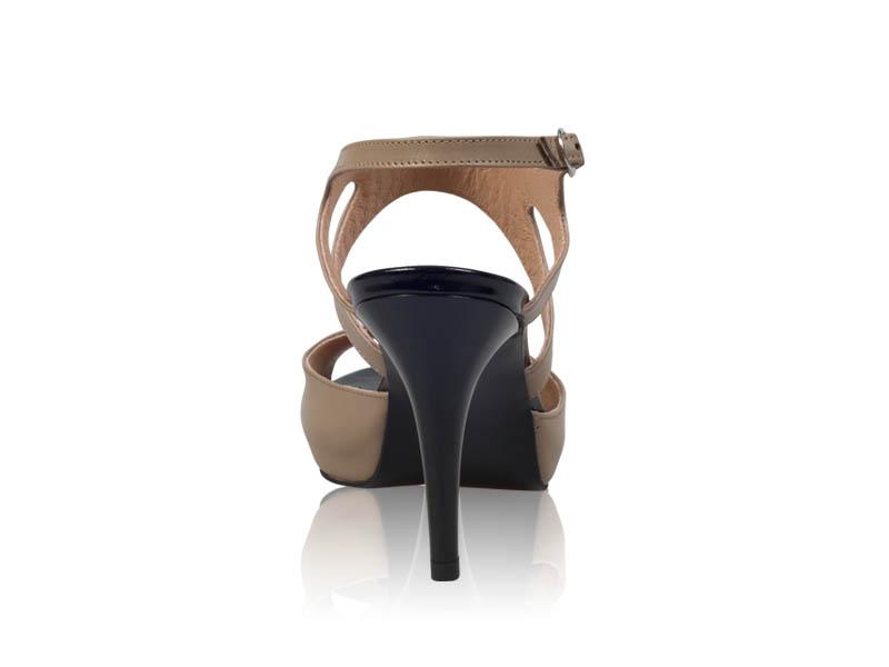 Sandale dama- S38N Capucino