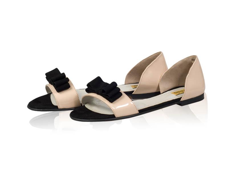 Sandale dama - SB196N Nude