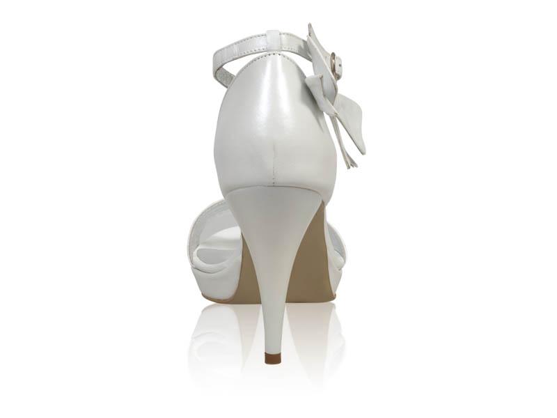Sandale de mireasa-S30M Withe