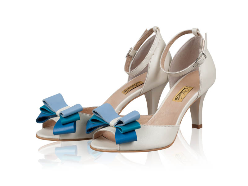 Sandale mireasa Forever