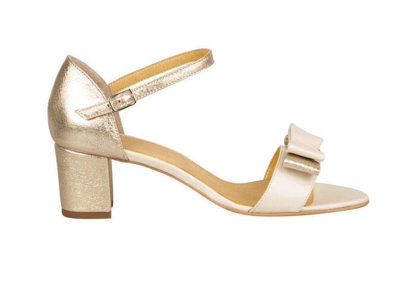 Sandale mireasa Janett