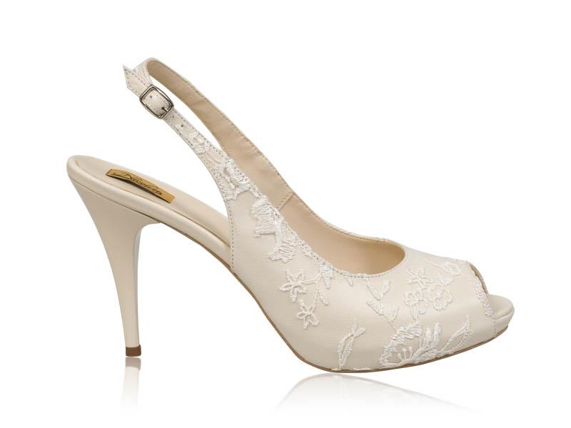 Sandale mireasa Julie