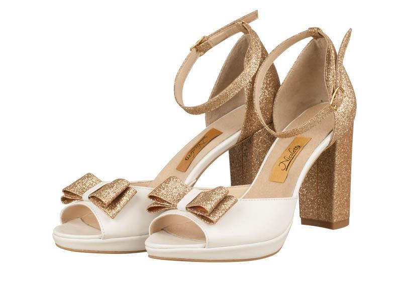 Sandale mireasa Kristen