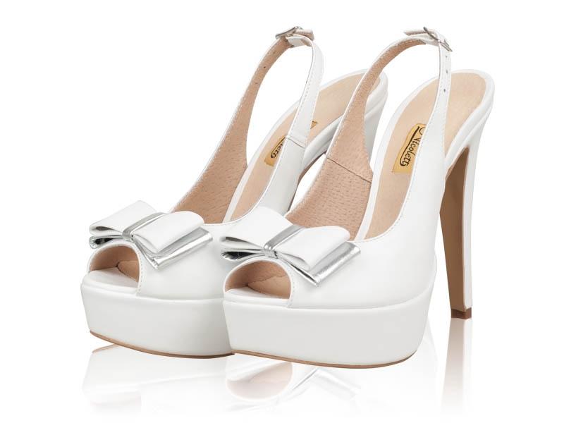 Sandale mireasa Nostalgie