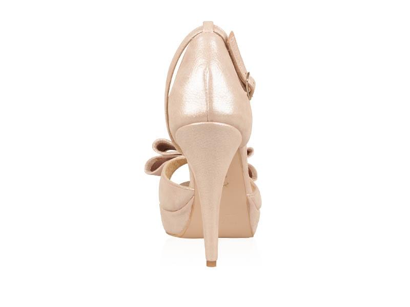 Sandale mireasa Powder